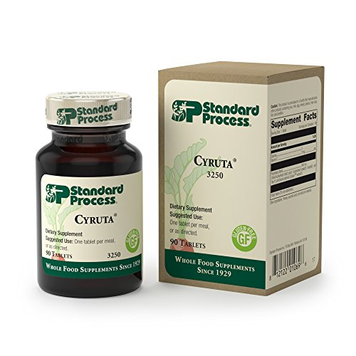 Standard Process - Cyruta - 90 Tablets