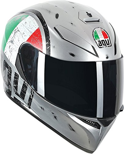 3 4 Helmet With Face Shield - 9