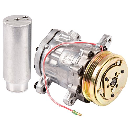 AC Compressor w/A/C Drier For Geo & Chevrolet Metro - BuyAutoParts 60-86153R2 New