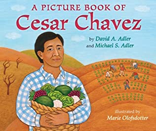 book cover of A Picture Book of Cesar Chavez