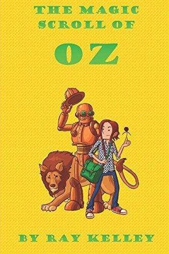 Download The Magic Scroll of Oz ebook