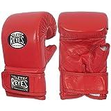 Cleto Reyes Hook and Loop Traditional Bag Gloves, REBG2 BK