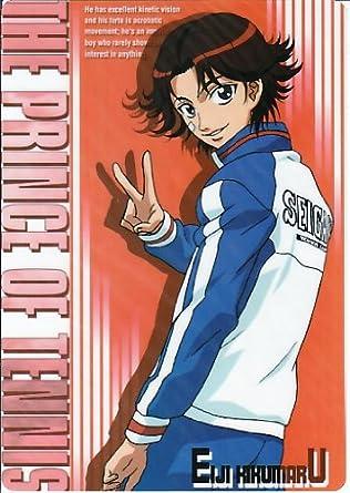 『テニスの王子様』のお調子者、菊丸英二の魅力に迫る!