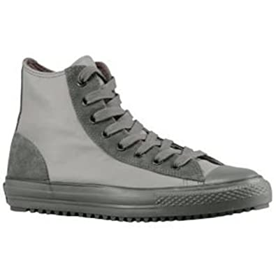 793795a7967f Converse Chuck Taylor All Star Boot Mid Phaeton Grey Leather 125601C Men s  12