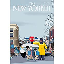 The New Yorker, March 14th 2016 (Jelani Cobb, Sarah Stillman, David Remnick)