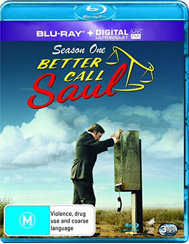 Better Call Saul Season 1 Blu-ray / UltraViolet