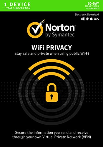 Norton WiFi Privacy VPN Device