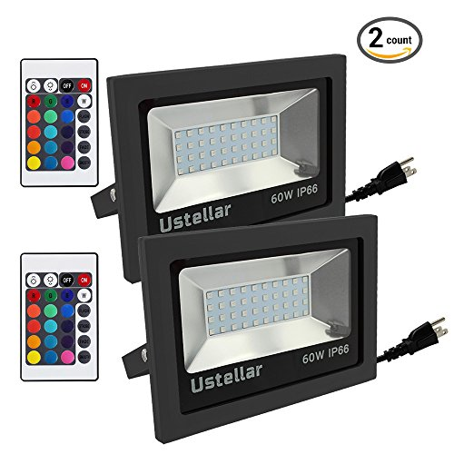 Ustellar Changing Waterproof Dimmable Security product image