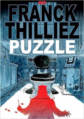 Puzzle Cartonne D Apres Le Livre De Franck Thilliez