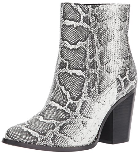 Chinese Laundry black Women's snake white Sonya Boot x1qHgwPA