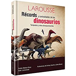 Récords y curiosidades de dinosaurios