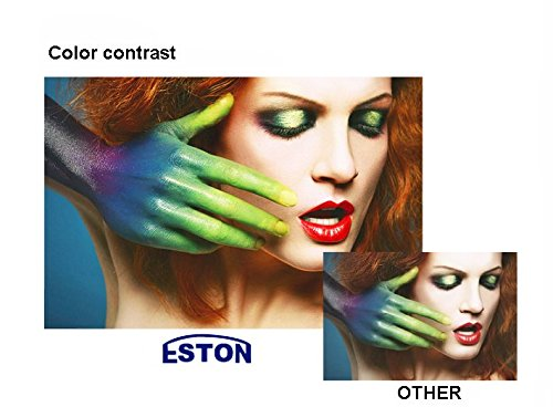 ESTON 1 PACK Printhead Replacement for HP 564 Printhead (5-slot) & 5 PACK (BK PBK C M Y) 564XL High Yield Ink Cartridge by ESTON (Image #2)