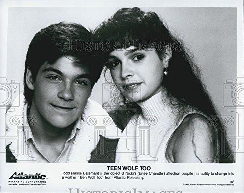 "1987 Depress Photo ""Teen Wolf Too"" Jason Bateman Actor John Astin Estee Chandler"