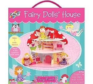 Galt Toys - Casa de muñecas de hadas