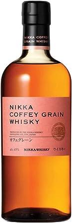 Whisky Japonés Nikka Coffey Grain, 700 ml