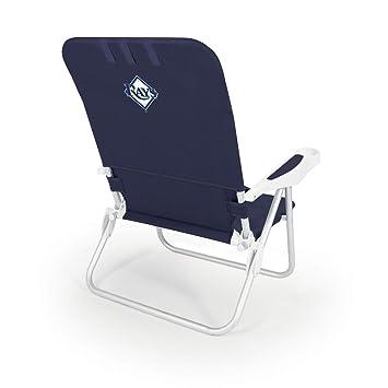 Amazon.com: MLB Mónaco plegable silla de playa: Sports ...