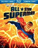 All Star Superman (Limited Special Edition with Bonus Disc) [Blu-ray + DVD + Digital Copy]