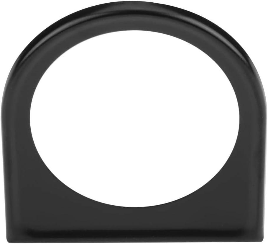 52mm 2 Inch Universal Single Hole Meter Gauge Pillar Mount Pod Holder Black Evgatsauto Gauge Bracket Holder