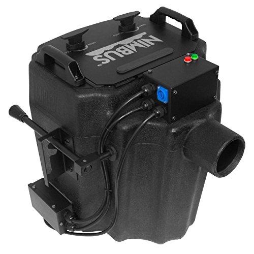 Chauvet DJ Nimbus Professional Dry Ice Low Lying Smoke Fog Machine Fogger Effect (Dj Fog Machine)