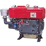 Motor Estacionário Changchai L24M, diesel, 22,0hp/17kw, 2200rpm, hopper (refrig.a água), c/part.elétrica, 1246cc