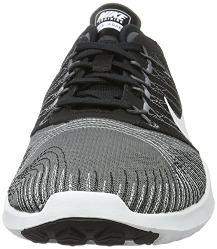 White Black TR Training Stealth Shoe Nike Grey Dark Women's Flex Adapt Cross qxzUO