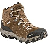 Oboz Women's Bridger Bdry Hiking Boot,Walnut,7.5 M US