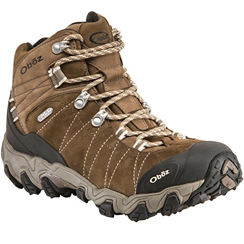 Oboz Women's Bridger Bdry Hiking Boot,Walnut,7.5 M US by Oboz
