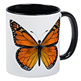 CafePress Monarch Butterfly Mugs Unique Coffee Mug, Coffee Cup