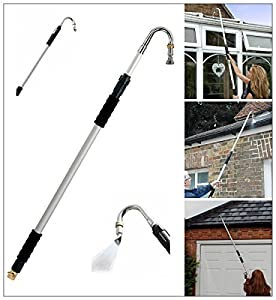 Garden Mile 174 Extendable Garden Hose Water Fed Pole Gutter