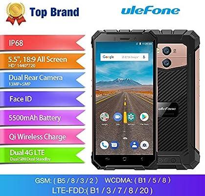 Ulefone Armor X Rugged Smartphone: Amazon.es: Electrónica