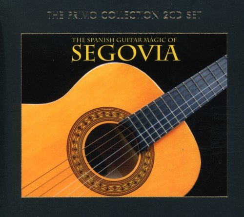 Spanish Guitar Magic (The Spanish Guitar Magic of Segovia)