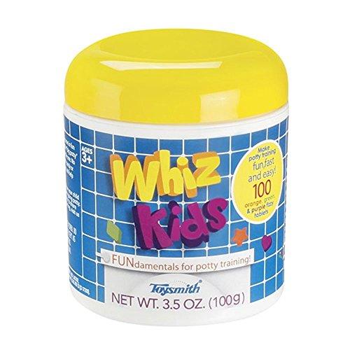 Color My Bath Whiz Kids 100-Piece Potty Training Tablets
