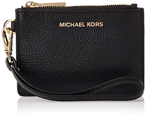 MICHAEL Michael Kors Mercer Small Coin Purse Black One Size