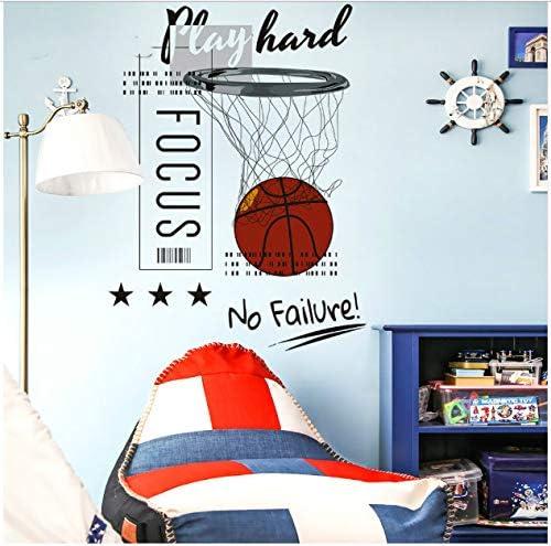 uphold Awake Etiqueta De La Pared Tema De Baloncesto Cartel Mural ...