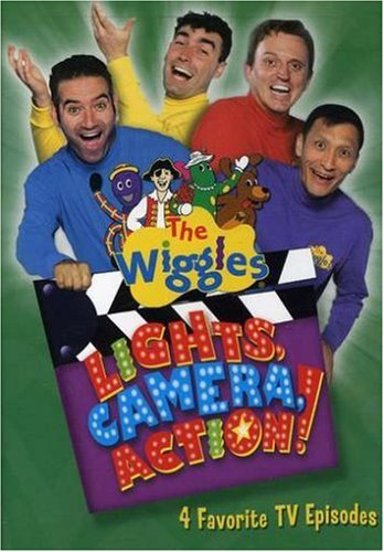 Amazon the wiggles lights camera action wiggles movies tv sciox Image collections