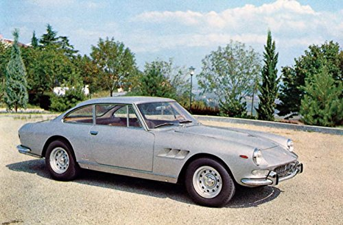 1966 Ferrari 330 GT 2+2 Pininfarina Coupe Factory (330 Coupe)