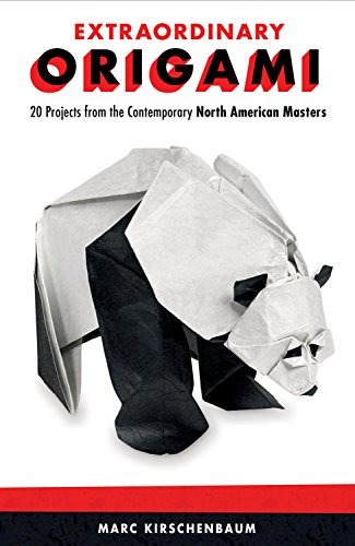 Extraordinary Origami: 20 Projects from Contemporary American Masters (Fox Chapel Publishing) Step-by-Step Instructions for Frogs, Bees, Butterflies, Birds, Pandas, a Harlequin, Santa, and - Origami Make Crane