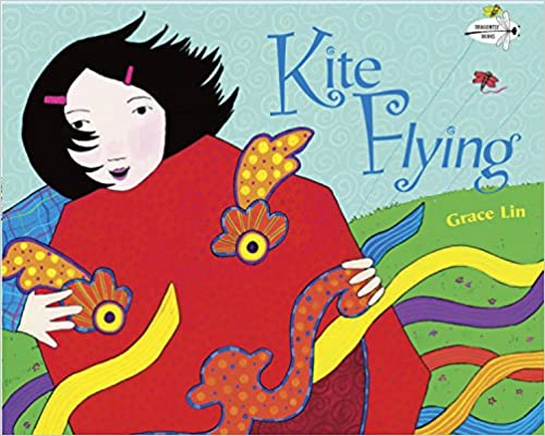 Kite Flying, picture book by Grace Lin