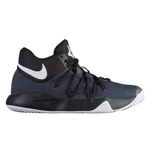 e28ea14380b ... reduced nike kids grade school kd trey 5 v basketball shoes black white  78936 9716c