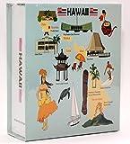 Hawaii Embossed Photo Album 100 Photos / 4x6