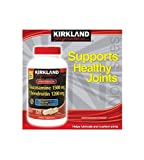 Kirkland Signature Glucosamine HCI 1500mg, 3 Pack(220 Tablets)