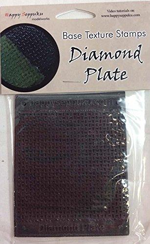 Texture Base - Base Texture Stamp - Tile Happy Seppuku Diamond Plate