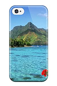 Christena Hakanson's Shop Hot Case Cover Bora Bora/ Fashionable Case For Iphone 4/4s 6782215K80997718