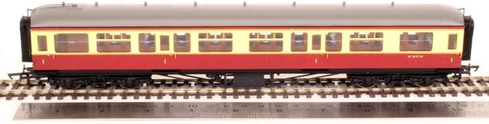 Hornby R4493B BR Hawksworth 1st Class Coach W8119W Multi
