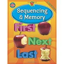 Brighter Child® Sequencing and Memory, Preschool (Brighter Child Workbooks)