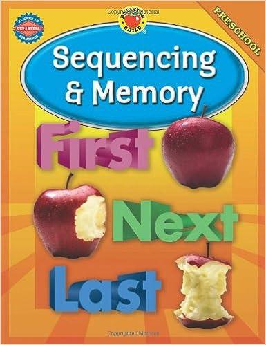 Amazon.com: Brighter Child® Sequencing and Memory, Preschool ...