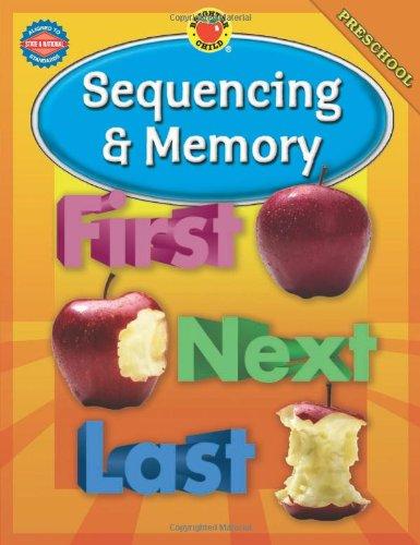 Read Online Brighter Child® Sequencing and Memory, Preschool (Brighter Child Workbooks) pdf