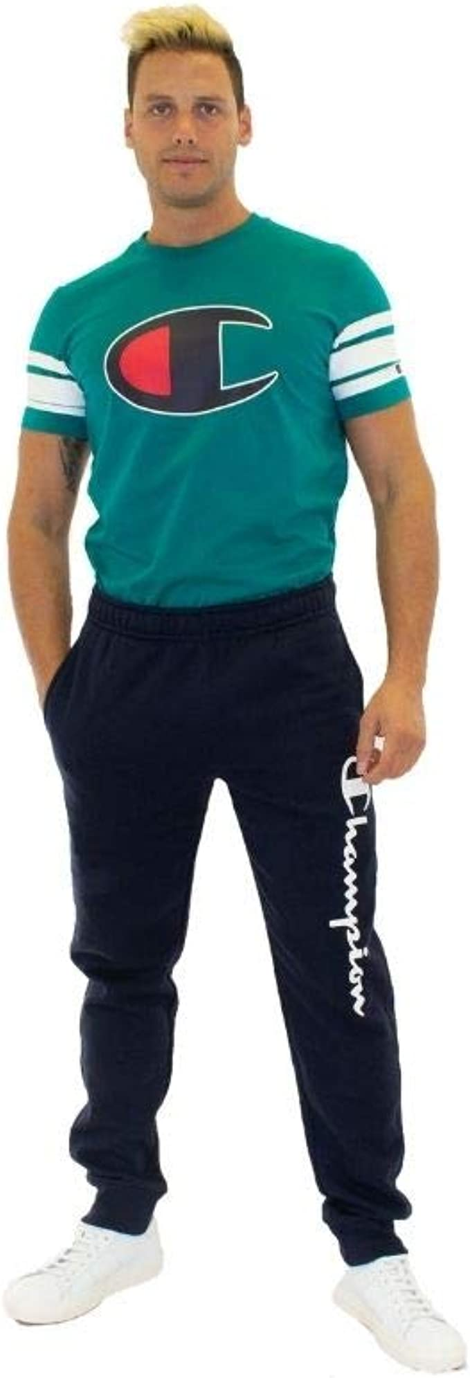 Color BS501 NNY, Pantalones Champion Rib Cuff