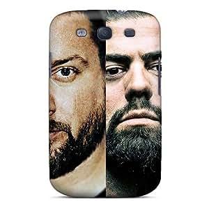 High Quality Hard Phone Cases For Samsung Galaxy S3 (pkd8244Ewjj) Unique Design Lifelike Cryptopsy Band Image