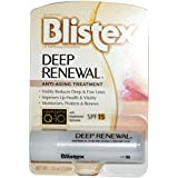Blistex Deep Renewal Lip Protectant SPF 15 Sunscreen